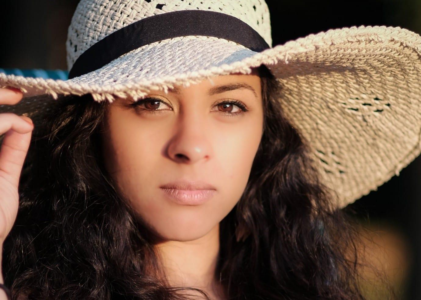 Sun damaged skin